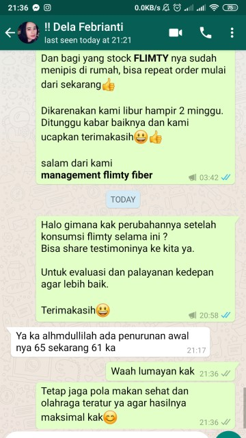 testimoni flimty 6